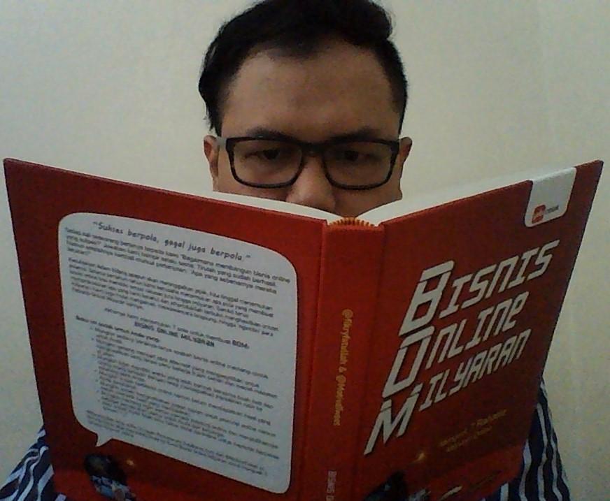 buku bisnis online milyaran (bom)