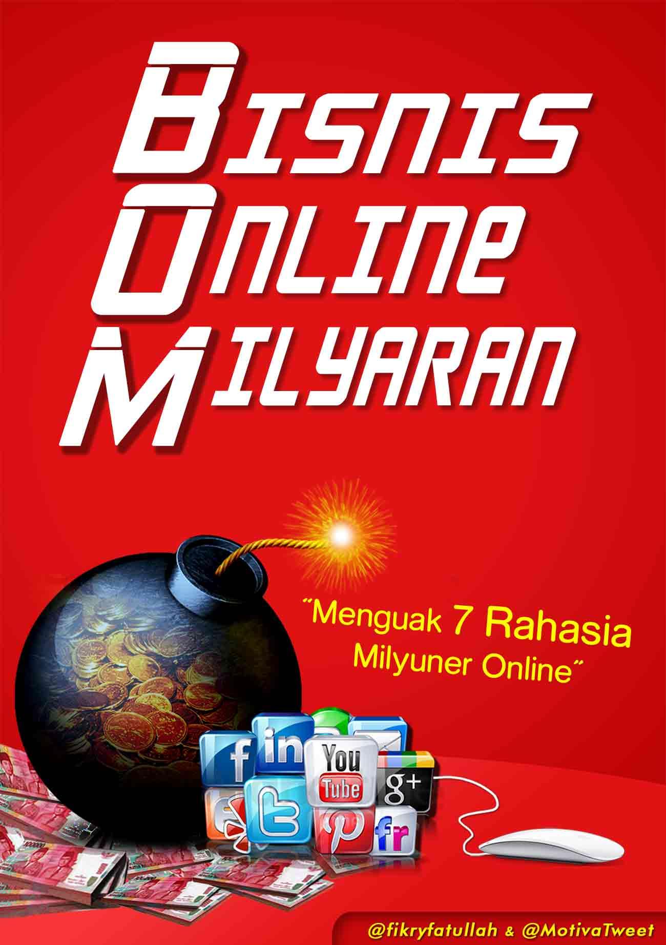 bisnis online milyaran (BOM)